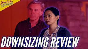 downsizing movie movie review the real star of downsizing is hong chau youtube