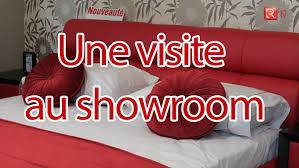 Salon Marocain Richbond by Richbond Tv Une Visite Au Showroom Youtube