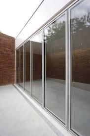 frameless glass bifold doors 30 best sliding folding bi fold doors images on pinterest bi