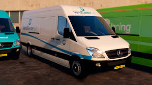 bmw sprinter van danish mercedes benz sprinter skin pack gta5 mods com