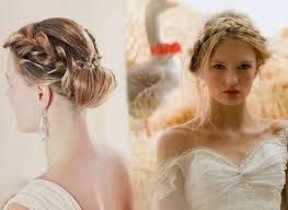 coiffure femme pour mariage coiffure femme mariage les tendances mode du automne hiver 2017