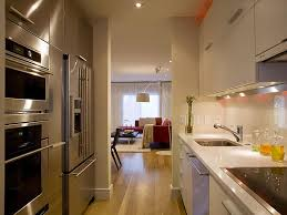 Corridor Kitchen Designs Corridor Kitchen Design With Kitchen Layout Ideas L Shaped