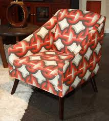Orange Accent Chair Accent On Chairs Furniture Today