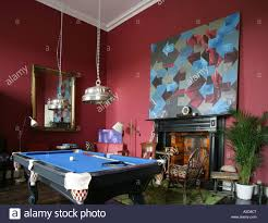 games room at bellinter house hotel 18th century palladian mansion