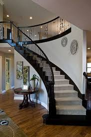 Metal Stair Rails And Banisters Best 25 Stair Case Railing Ideas Ideas On Pinterest Banister