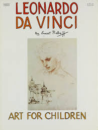 leonardo da vinci art for children ernest raboff 9780064460767