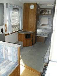 Fleetwood Wilderness Travel Trailer Floor Plans 1979 Fleetwood Wilderness Tct Classifieds For Sale Pinterest