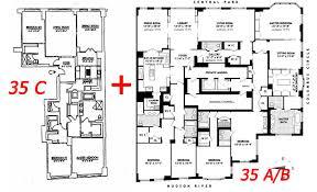 Ellis Park Floor Plan 15 Central Park West Page 2 Curbed Ny