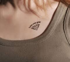 20 gorgeous diamond tattoo ideas for women styleoholic