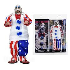 captain spaulding costume 8 captain spaulding figure retro style clothed neca house of 1000