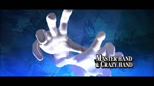 hand wallpaper master hand and crazy hand u0027s laugh ssb4 3ds wii u youtube