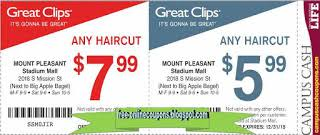 are haircuts still 7 99 at great clips great clips printable coupon january 2018 coupons frys