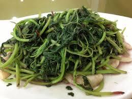cuisiner amarante pour le plaisir feuilles d amarante sautées à l ail 大蒜炒苋菜