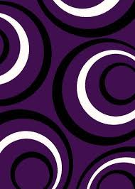 Black And Purple Area Rugs Black And Purple Area Rugs Roselawnlutheran Within White Decor 26