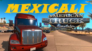 Mexicali Mexico Map by Viva Mexico Map 0 9b Baja California Project American Truck