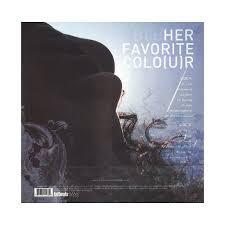 blu her favorite colo u r vinyl lp release date cover art