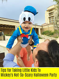 halloween party orlando mickey u0027s not so scary halloween party tips for taking toddlers and