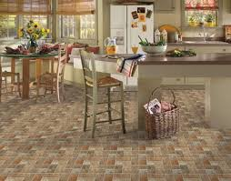 kitchen tile floor ideas with white cabinets rustic french country