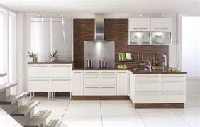 modele de cuisine en u modèle de cuisine en u 6 cuisine 187 cuisine blanc laqu233 et