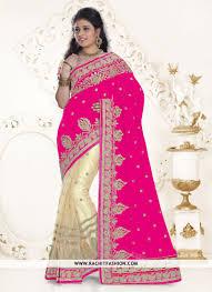 luscious topaz classic saree in pista colour