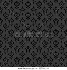 dark vintage wallpaper dark vintage wallpaper seamless stock vector 140417902 shutterstock