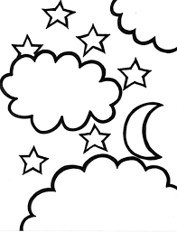 star moon coloring pages free coloring pages for kids