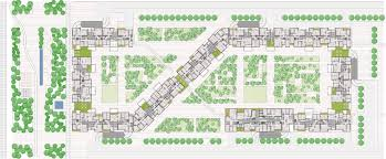 Typical Floor Plan Of A House by Gallery Of Mehrshahr Residential Complex Proposal