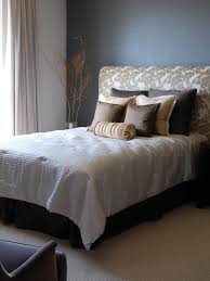 How To Make Headboard How To Make An Upholstered Headboard Hgtv