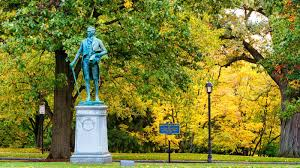 in fall about hamilton college