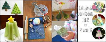 Holiday Crafts For Preschoolers - scented christmas activities for kids