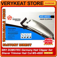 germany hair cuts 9in1 domotec germany hair clipper set end 1 5 2019 1 57 am