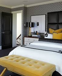 white and black bedroom ideas black white and yellow bedroom ideas contemporary bedroom