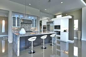 cuisine avec table haute table haute bar industriel cuisine avec table haute cuisine table