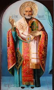orthodox saint nicholas wonderworker