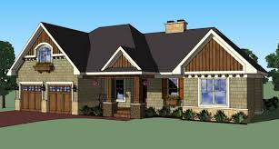 plan 14565rk attractive 3 bedroom rambler rambler house plans