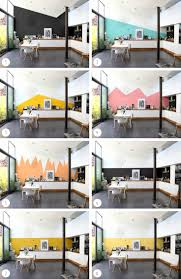 comment peindre une chambre avec 2 couleurs couleurs couleur comment avec deux une blanc pice decorer en ma