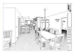 restaurant kitchen layout plans commercial floor throughout design