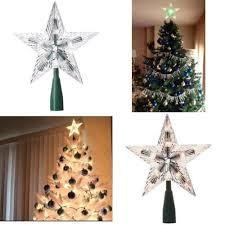tree topper 10 light treetop 7 inch tree light