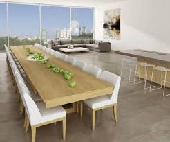Oak Furniture Village Large Square Dining Table Modern Small Teetotal Kitchen Wooden Set
