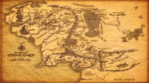 a map of middle earth map of middle earth lotr lapiccolaitalia info
