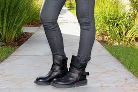 female biker boots with heels sofashionbasic