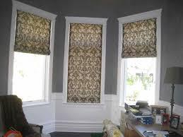 shades of custom window treatments decorating elegant interior