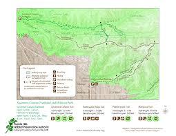 Cerritos College Map Trails Habitat Authority