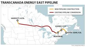 Banister Pipeline Construction 3 Major Pipeline Projects Where Do Things Stand Politics Cbc