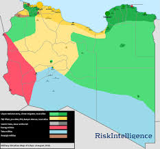 aac map risk intelligence on updated libya map libyan national