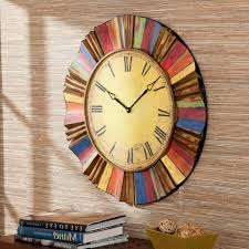 home design wrought iron wall clocks the clock depot in 93