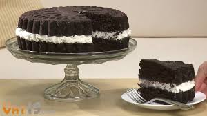 make a giant oreo cake youtube