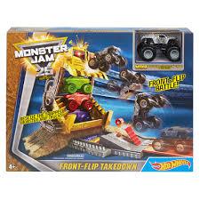 monster truck show winnipeg wheels monster jam front flip takedown play set mattel