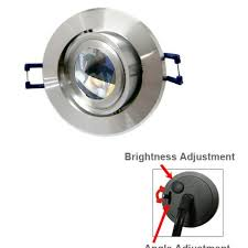 jrs spy store u2013 recessed light kit match with the cl36 recessed