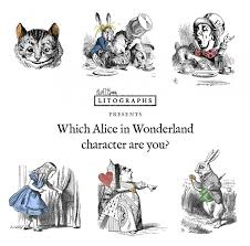 image gallery alice wonderland characters list